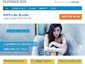 logo Plombier Sos Bruxelles